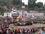 2017红水河壮族蚂拐民俗文化节隆重举行