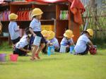 天峨县直属机关第二幼儿园别开生面的开学仪式