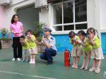 【消防安全记心中】天峨县幼儿园开展学习消防安全知识